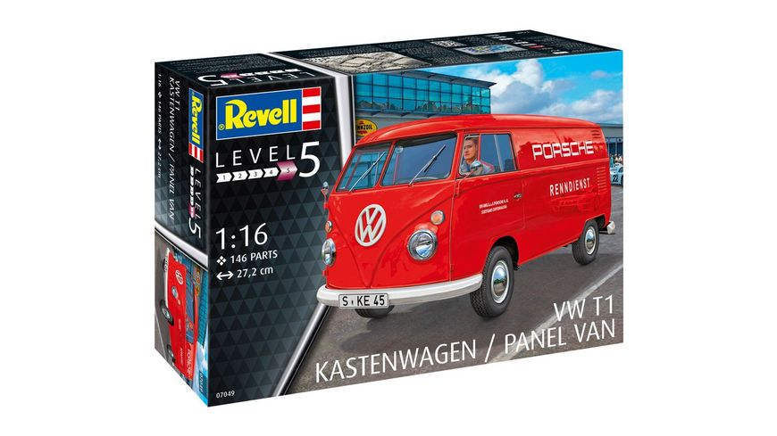 Revell 07049 VW T1 Kastenwagen