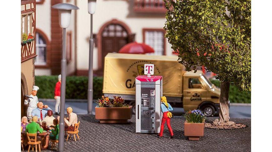 Faller 180956 H0 Telefonzelle Telekom
