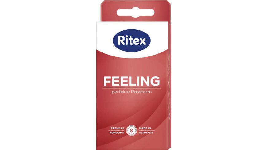 Ritex Kondome Feeling 8 Stueck