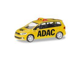Herpa 093767 VW Touran ADAC Strassenwacht