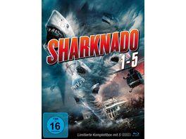 Sharknado 1 5 5 BRs