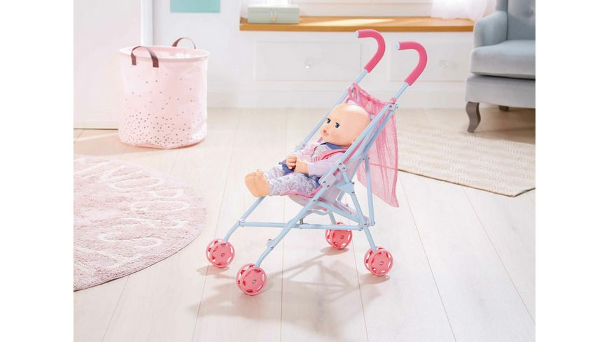 Zapf Creation Baby Annabell Stroller with Bag