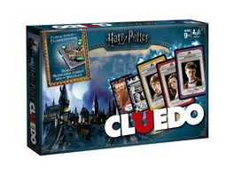 Winning Moves Cluedo Harry Potter Collector s Edition neues Design