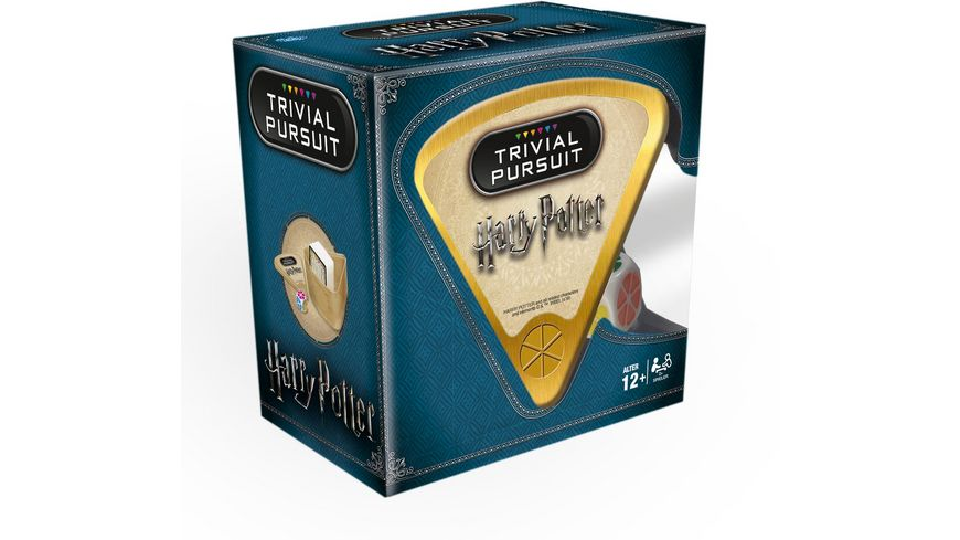 Winning Moves Trivial Pursuit Harry Potter neues Design