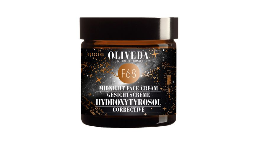 OLIVEDA Midnight Gesichtscreme Hydroxytyrosol Corrective