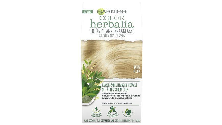 GARNIER Color Herbalia Naturblond