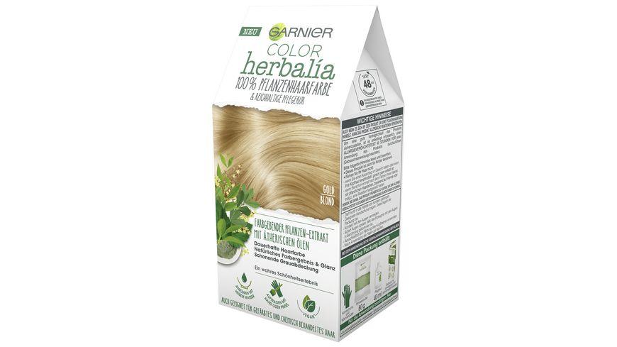 GARNIER Color Herbalia Goldblond