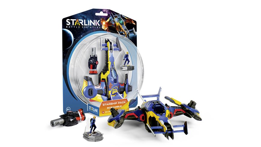 STARLINK BATTLE FOR ATLAS SCRAMBLE STARSHIP PACK