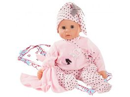 Goetz Cookie Ladies Spots Babypuppe 48 cm
