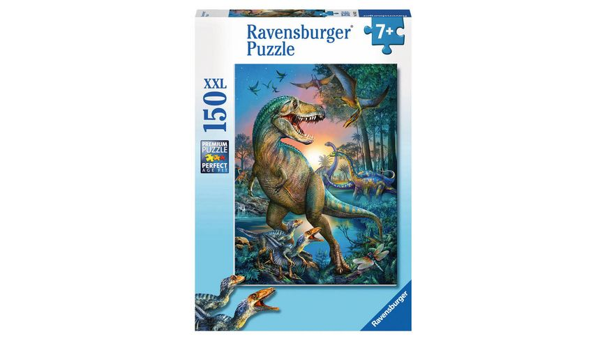 Ravensburger Puzzle Dinosaurier 150 XXL Teile