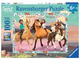 Ravensburger Puzzle Lucky und ihre Freundinnen XXL 100 Teile