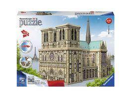 Ravensburger Puzzle 3D Puzzles Notre Dame 216 Teile