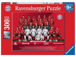 Ravensburger Puzzle FC Bayern Saison 2018 19 300 XXL Teile