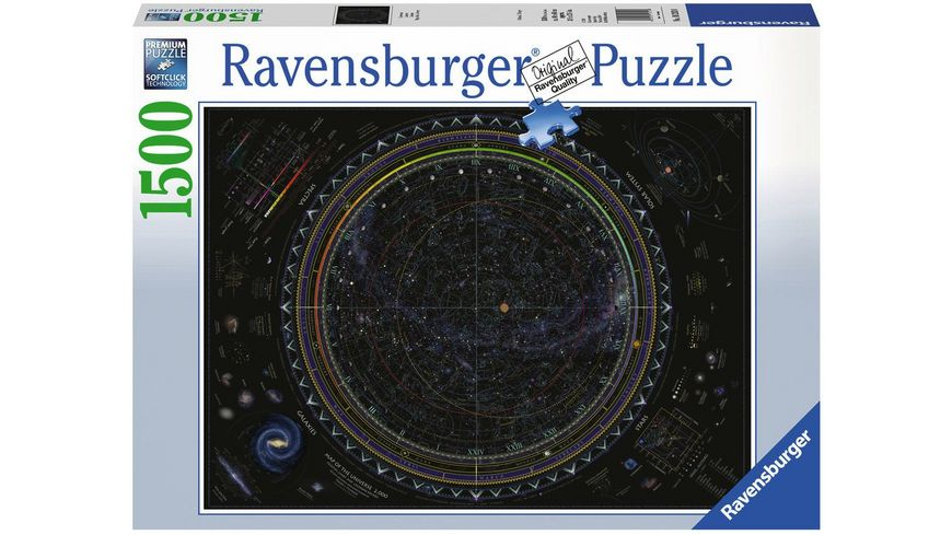 Ravensburger Puzzle Universum 1500 Teile