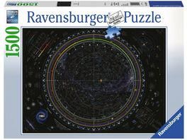 Ravensburger Spiel Universum 1500 Teile