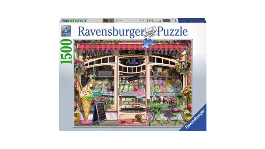 Ravensburger Spiel Ice Cream Shop 1500 Teile