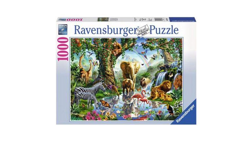 Ravensburger Spiel Abenteuer im Dschungel 1000 Teile