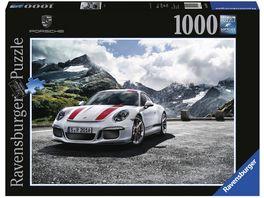 Ravensburger Puzzle Porsche 911R 1000 Teile