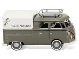 Wiking 078905 VW T1 Doppelkabine VW Kundendienst
