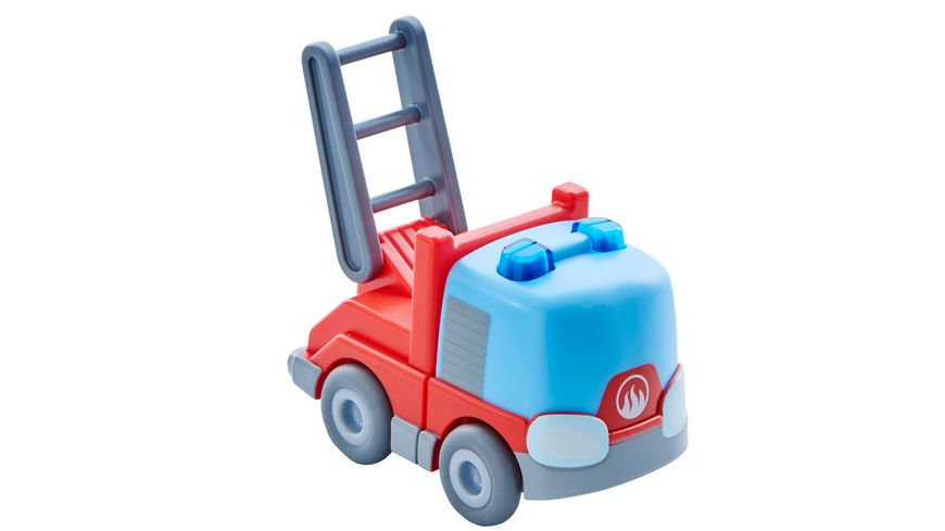 HABA Kullerbue Feuerwehr Leiterwagen