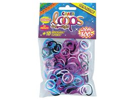 CRAZE Loops Refill Pack 300 Mix sortiert