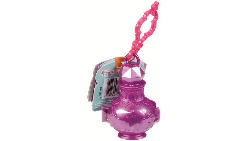 Mattel Shimmer und Shine Mini Dschinnis Ueberraschungsflasche 1 Stueck sortiert