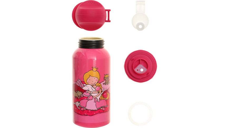 sigikid Trinkflasche Pinky Queeny