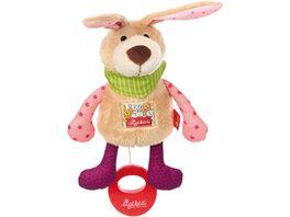 sigikid Die Spieluhr Spieluhr Hase rosa