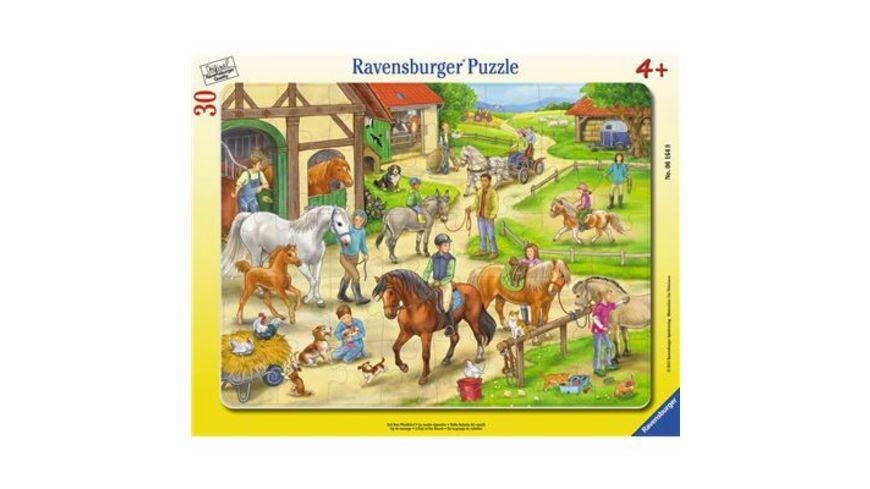 Ravensburger Puzzle Bauernhof 30 Teile