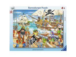 Ravensburger Puzzle Piraten Szene 36 Teile