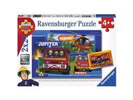 Ravensburger Puzzle Wasser marsch mit Sam 24 Teile