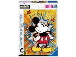 Ravensburger Puzzle Retro Mickey 1000 Teile