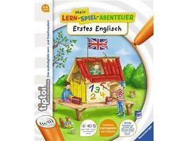 Ravensburger Buch tiptoi Erstes Englisch