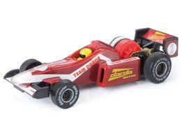 Darda Fahrzeuge Formel 1 Rennwagen rot