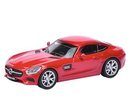 Schuco Edition 1 87 Mercedes AMG GT S rot
