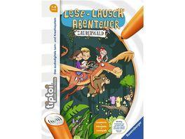 Ravensburger Buch tiptoi Lese Lausch Abenteuer zum Schulanfang Zauberwald