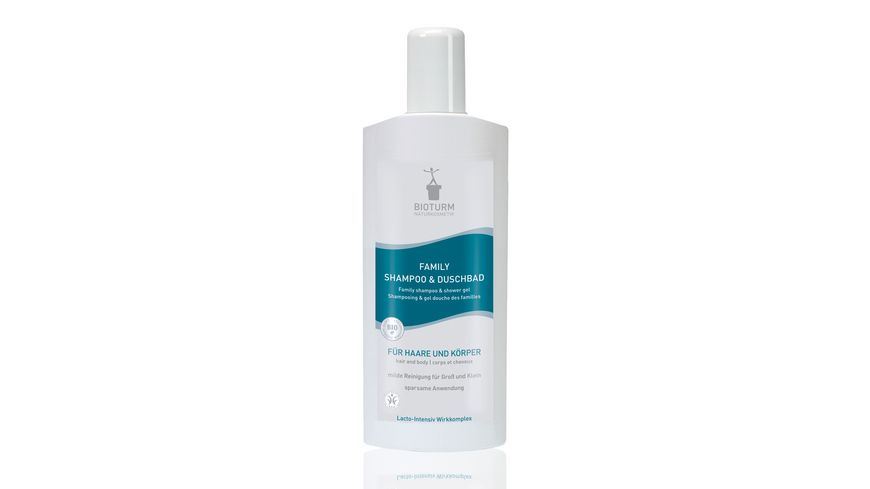 BIOTURM Family Shampoo Duschbad