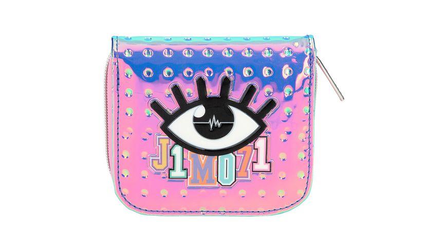 J1MO71 Portemonnaie Holo PU multicolour