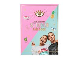 J1MO71 Sticker Fan Book