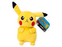 Pluesch Figur Angry Pikachu