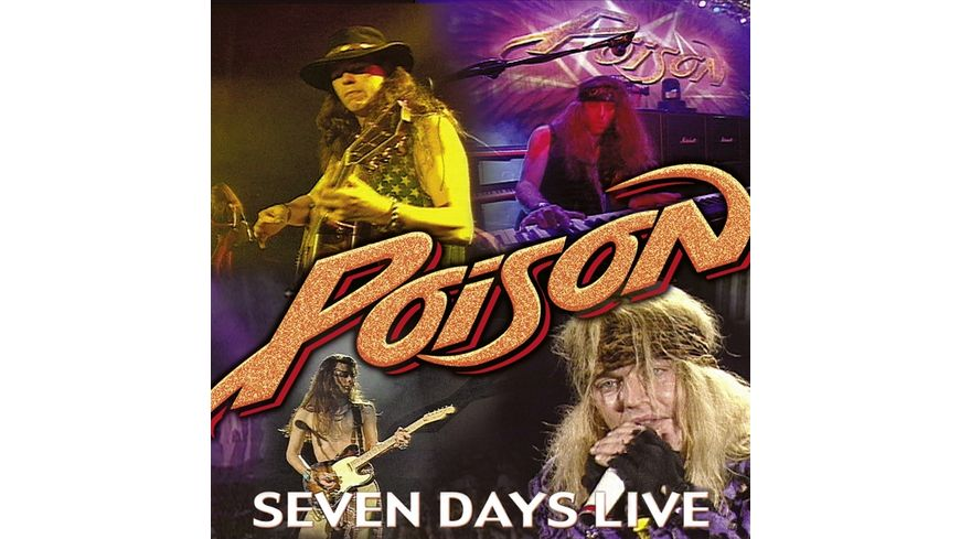 Seven Days Live Limited CD Edition