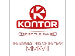 Kontor Top Of The Clubs Biggest Hits Of MMXVIII