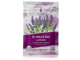 BIOTURM Oel Molke Bad Lavendel Nr 118