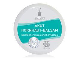 BIOTURM Akut Hornhaut Balsam Nr 84