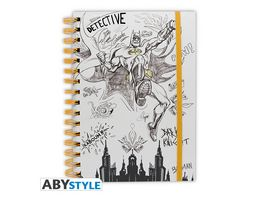 DC Comics Batman Notizbuch