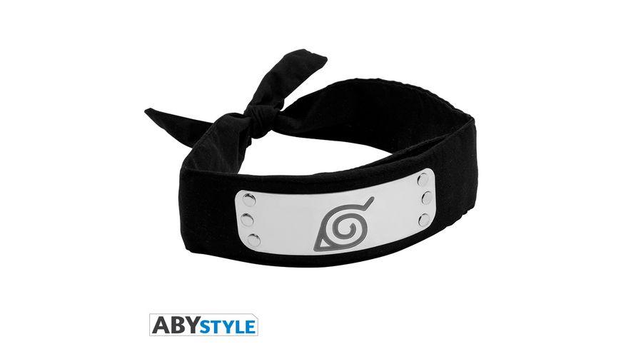 Naruto Shippuden Konoha Stirnband