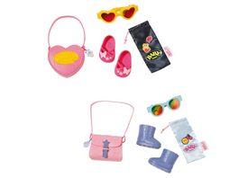 Zapf Creation Baby born Boutique Taschen und Schuhe Set