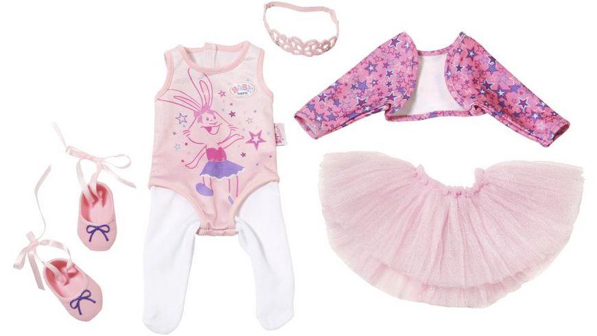 Zapf Creation Baby born Boutique Deluxe Ballerina 43cm
