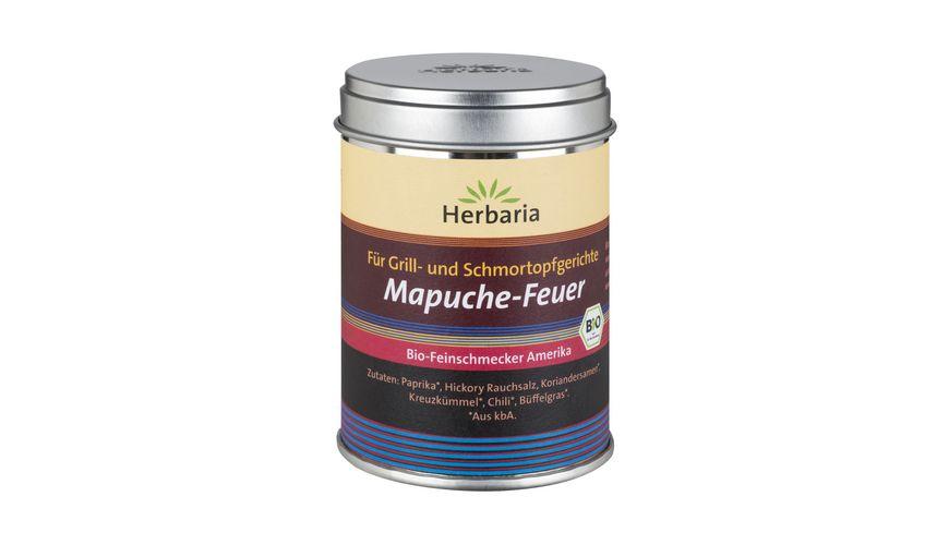 Herbaria Mapuche Feuer bio M Dose