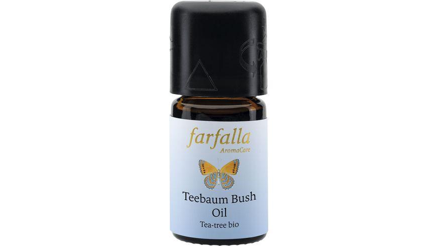 Farfalla Teebaum bio Wildsammlung